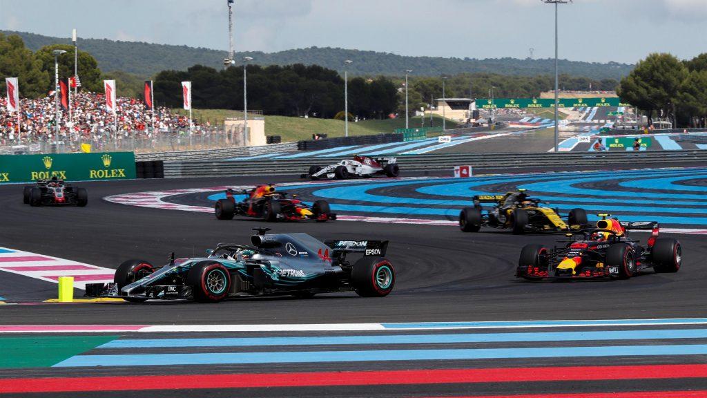 Séjours F1